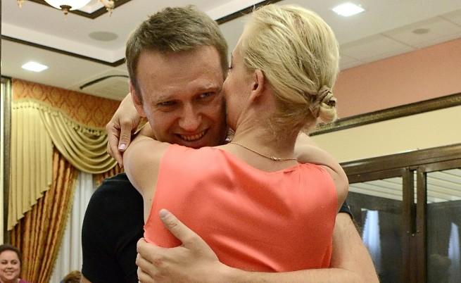 Пуснаха Алексей Навални под гаранция