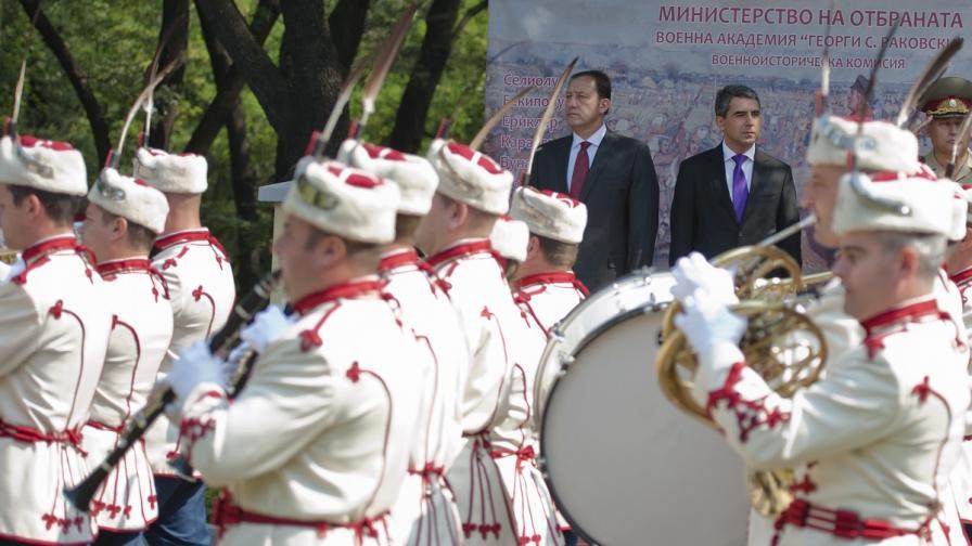 Отбелязаха 100-годишнината от Балканските войни