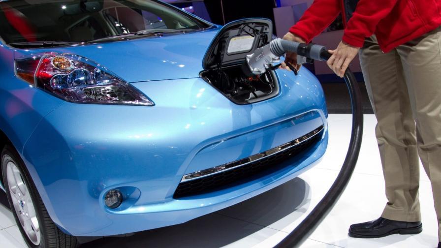 """""""Рено-Нисан"""": 100 хил. продадени електромобила"""