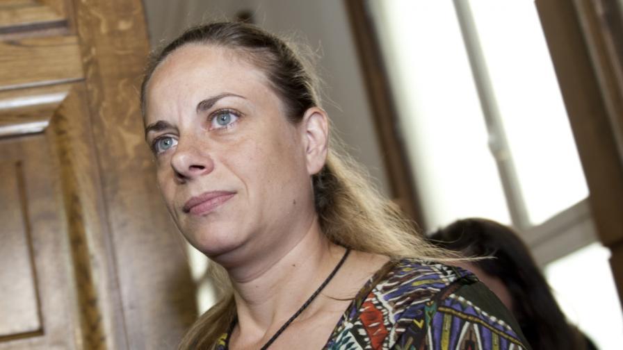 САЩ оттегли искането за екстрадиция на Червенкова