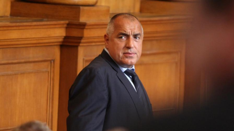Борисов поиска оставка и КСНС веднага