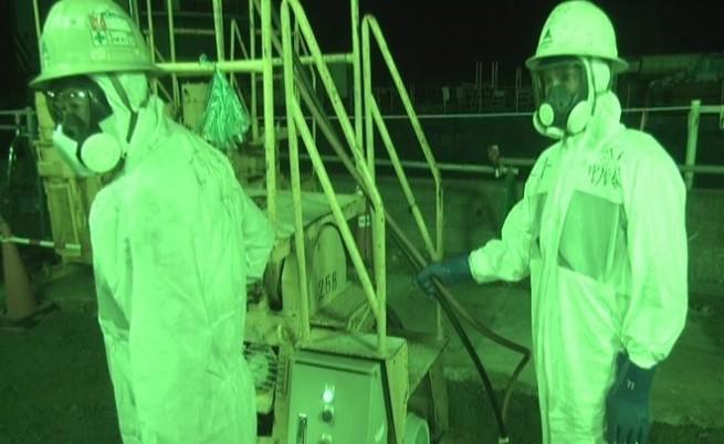 Крайнo опасна концентрация на радиоактивни вещества под
