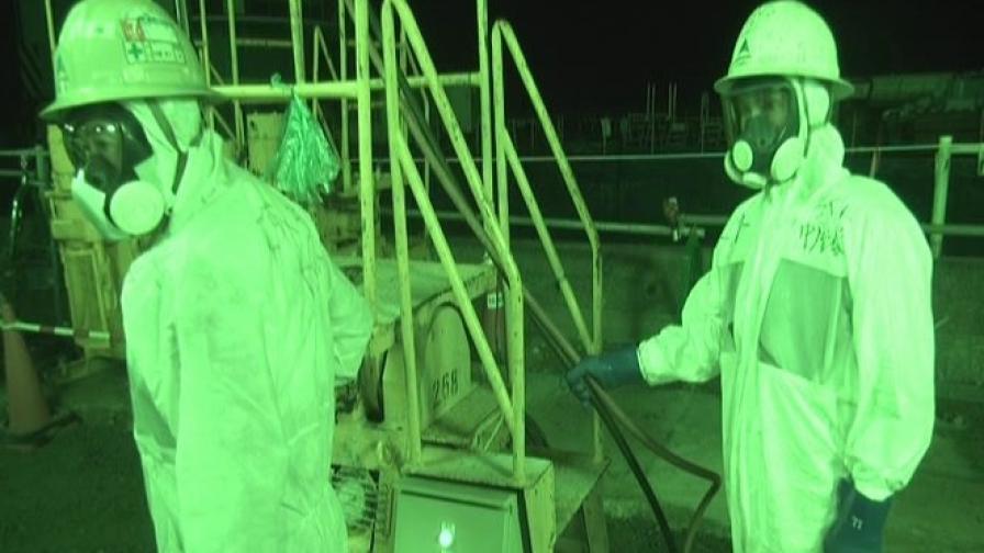 """Крайнo опасна концентрация на радиоактивни вещества под """"Фукушима- 1"""""""
