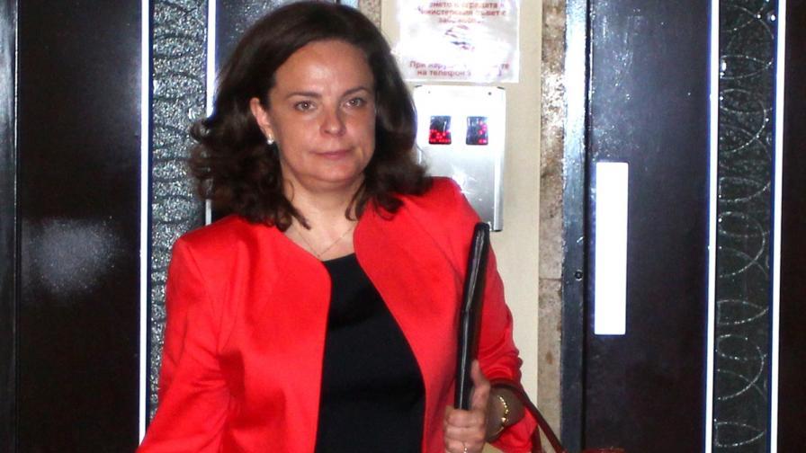 Борисов: Андреева да остави червената метла