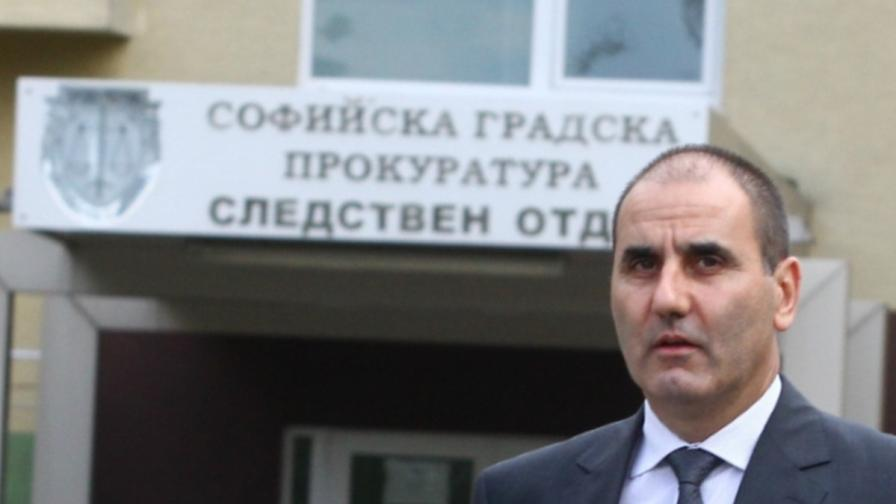 Прокуратурата внесе обвинителен акт срещу Цветан Цветанов