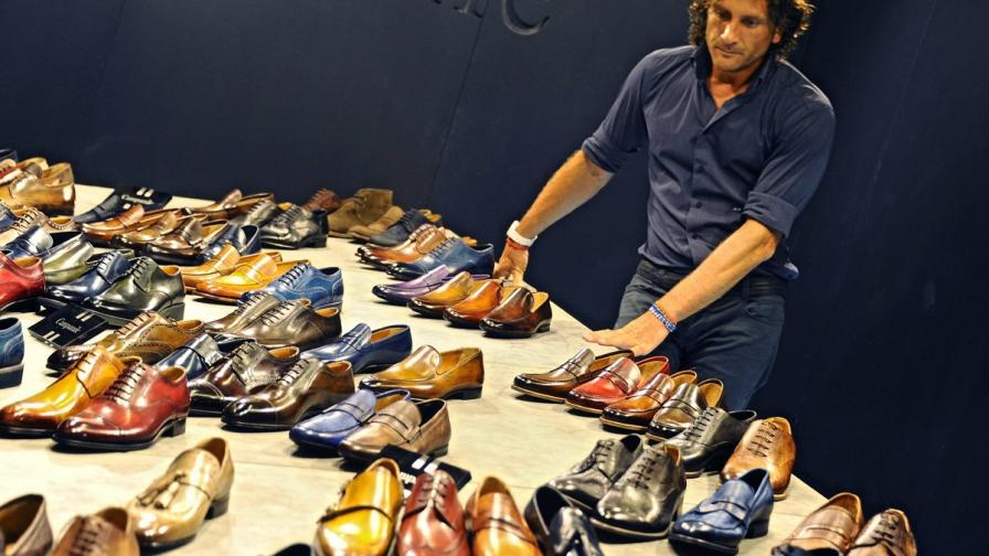 Дамите съдят за мъжете по обувките им