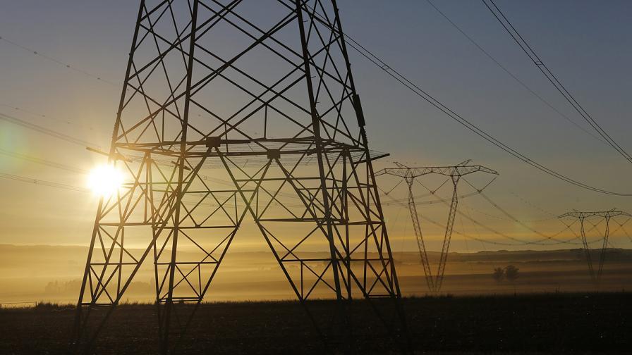 Износът на електроенергия е достигнал 1600 мегавата на час