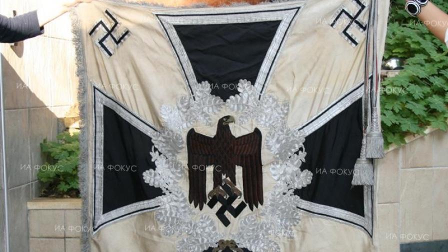 """Агенция """"Фокус"""" публикува снимка на върнатото хитлеристко знаме"""
