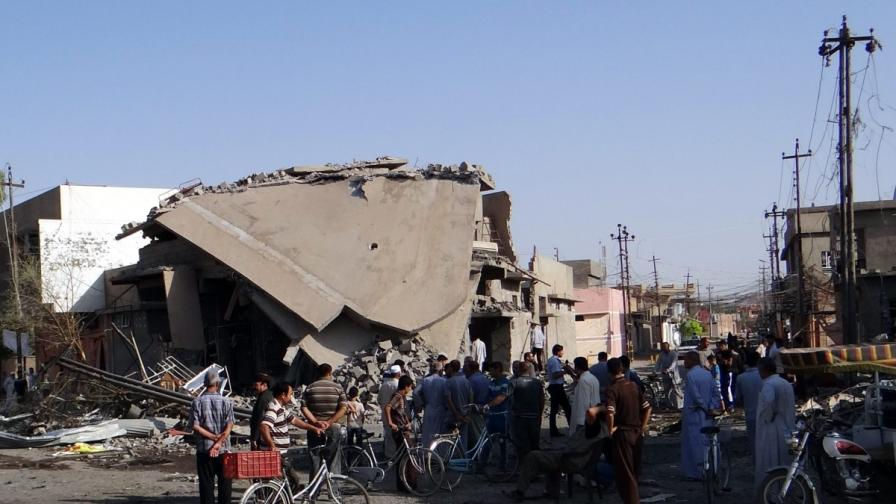 Много атентати и 80 жертви в Ирак на Рамазан Байрам