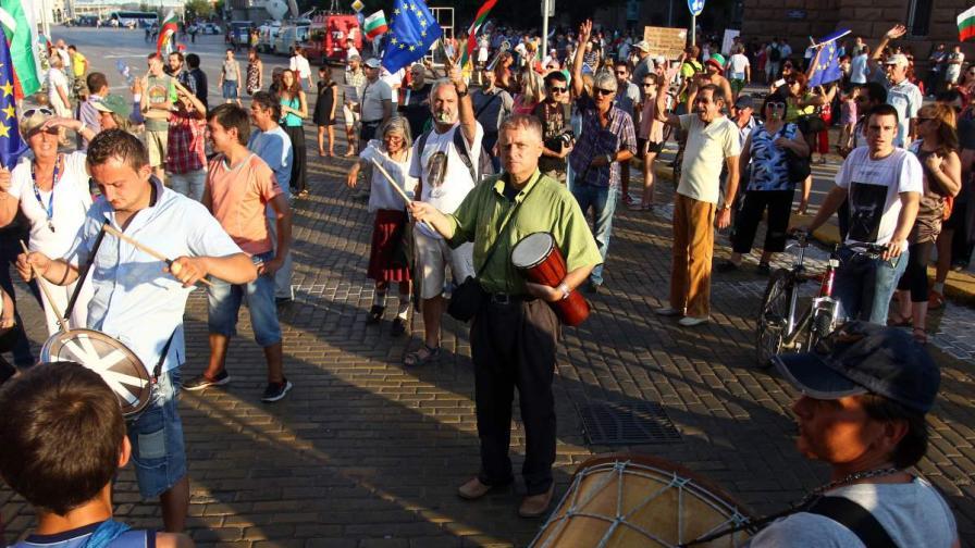 60-и ден протести срещу правителството