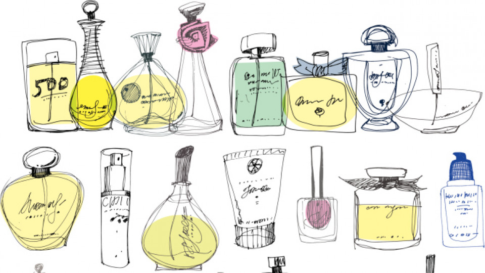 Къде се срещат всички аромати