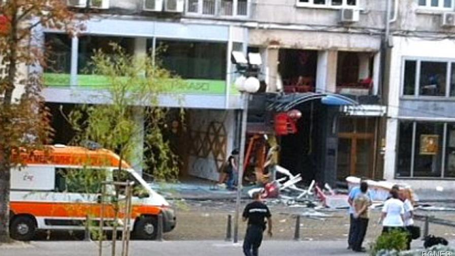 Взрив в китайски ресторант в София, има ранени