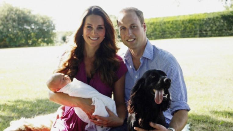 Кейт и принц Уилям