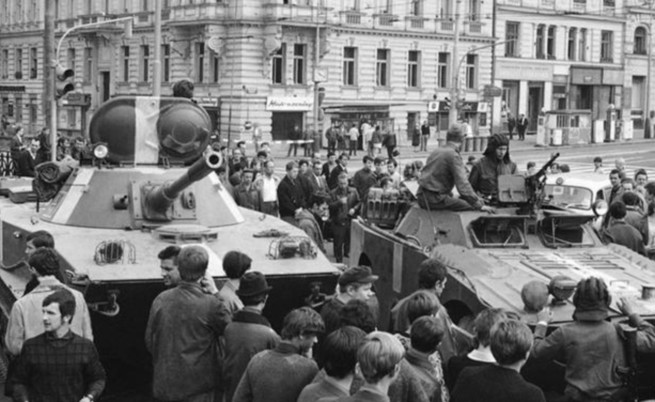 Преди 45 години бе окупирана Чехословакия