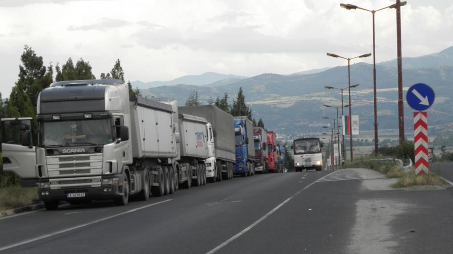 Борисов от 1 г. се борел за правата на превозвачите