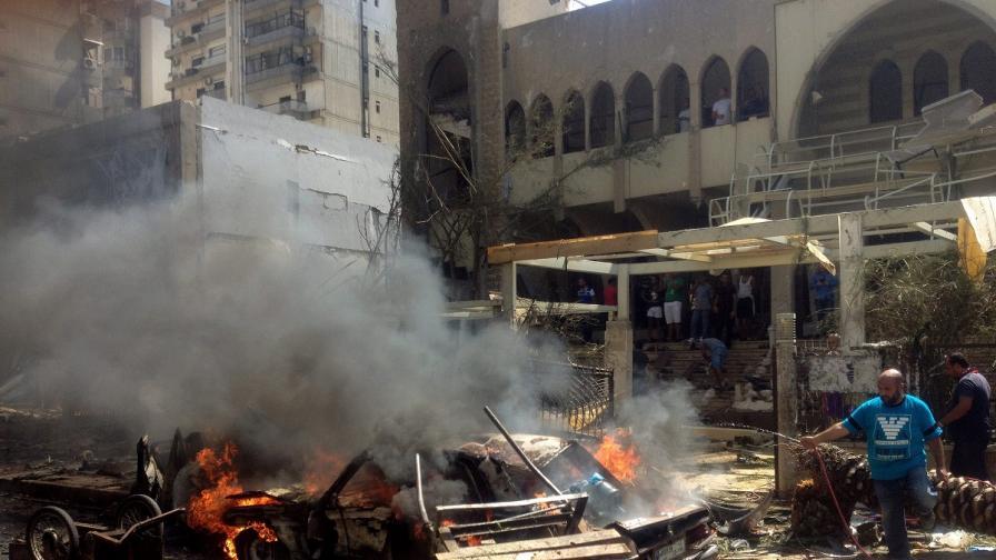 """""""Ал Кайда"""" обвини """"Хизбула"""" за бомбените нападения в Ливан"""