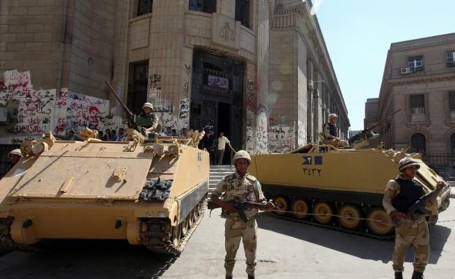 Египет намали продължителността на въведения полицейски час