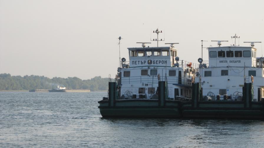 Ниско ниво на река Дунав пречи на корабоплаването