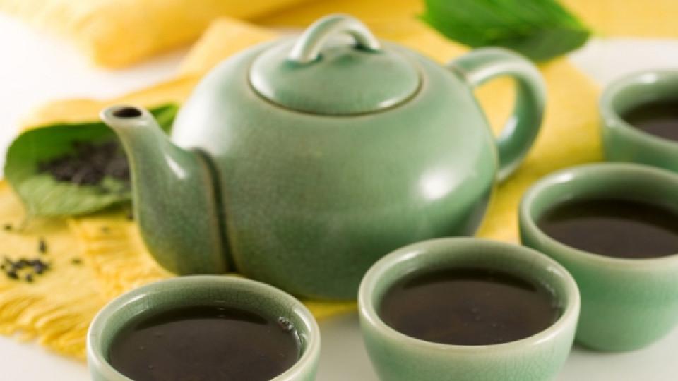 3-4 чаши чай дневно могат да намалят риска от появата на кариес