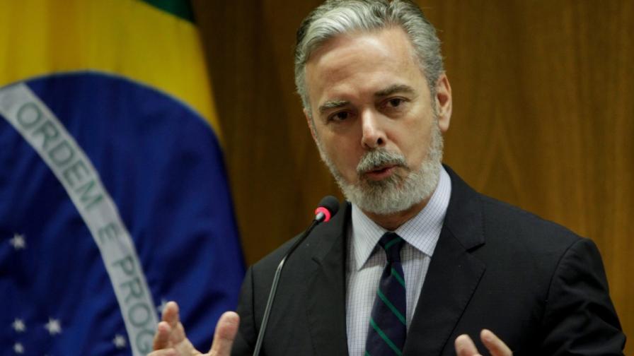 Бразилският външен министър подаде оставка след дипломатически скандал