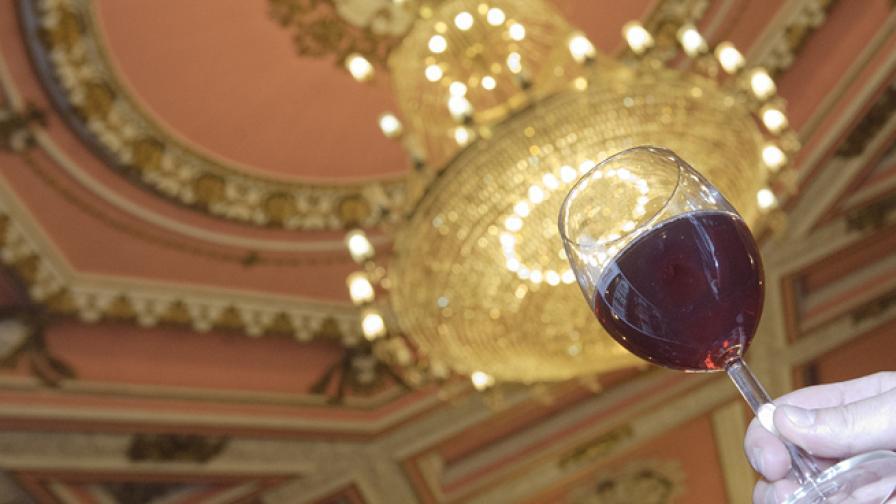 Крем за лице с екстракт от вино
