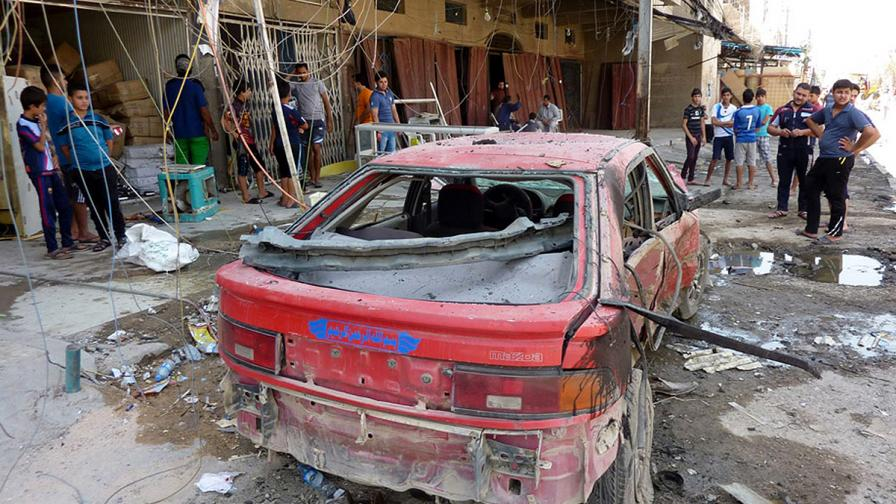 Най-малко 71 души бяха убити при нападения в Багдад