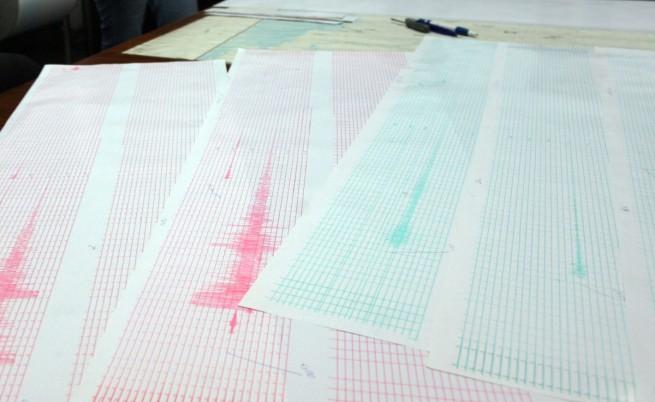 Земетресение в Гърция близо до границата с България