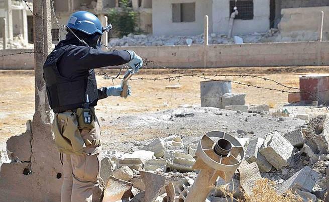 Инспекторите на ООН ще разследват седем предполагаеми химически нападения в Сирия