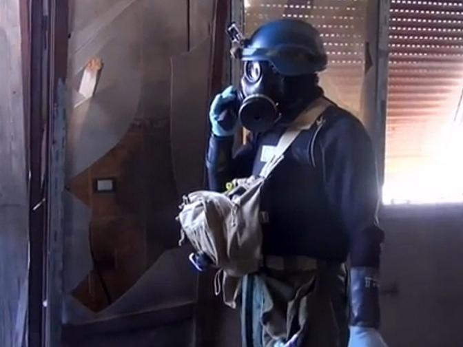 сирия инспектори