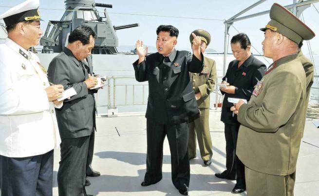 Ким Чен-ун екзекутирал бившата си годеница