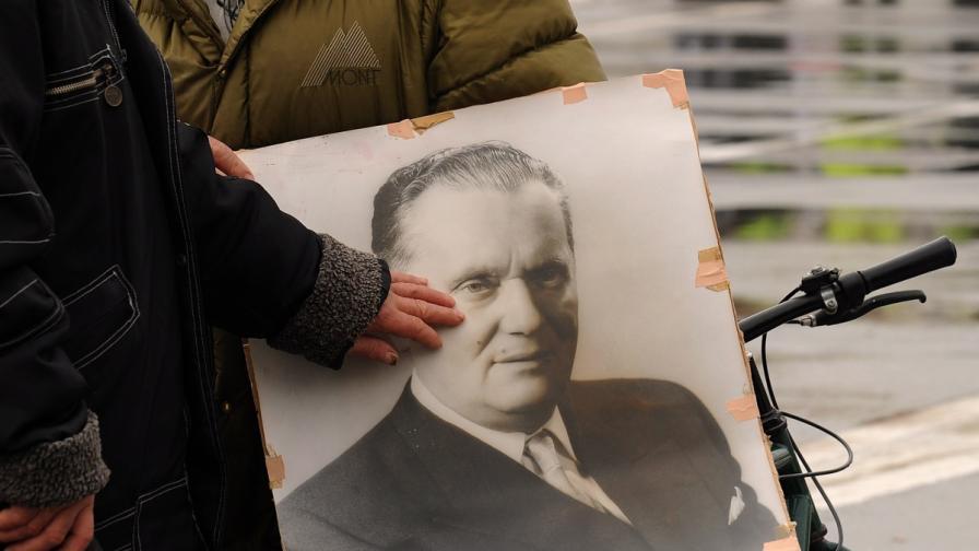 Тито искал убежище в Швейцария през 1948 г.,