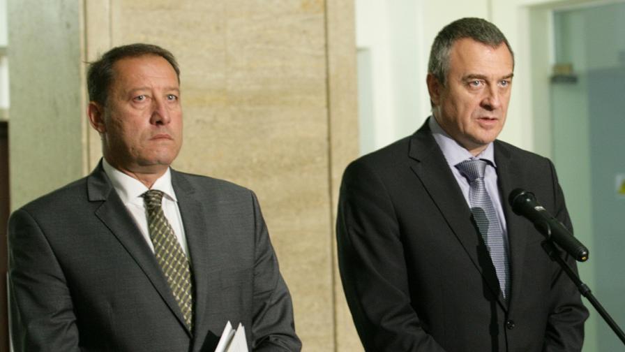 Йовчев: Затваряме границата при необходимост