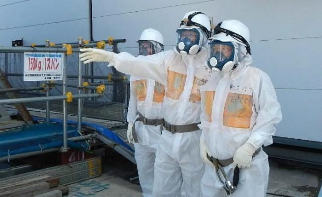 Рекордно висока радиактивност във водите до Фукушима