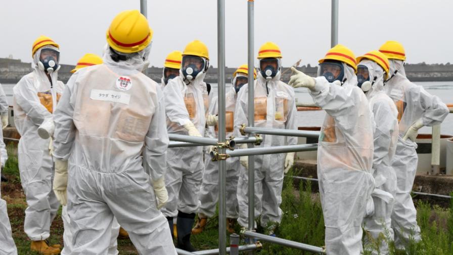 """Всяко земетресение е причина за опасения относно ситуацията с АЕЦ """"Фукушима-1"""". Тези дни там бяха отчетени рекордни нива на радиация"""