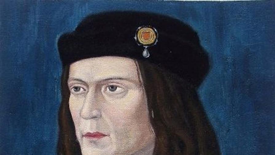 След пет века кралско погребение във Великобритания