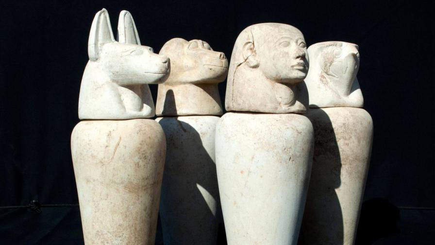 Уточниха кога е възникнал Древен Египет