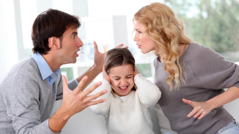 деца родители крясъци
