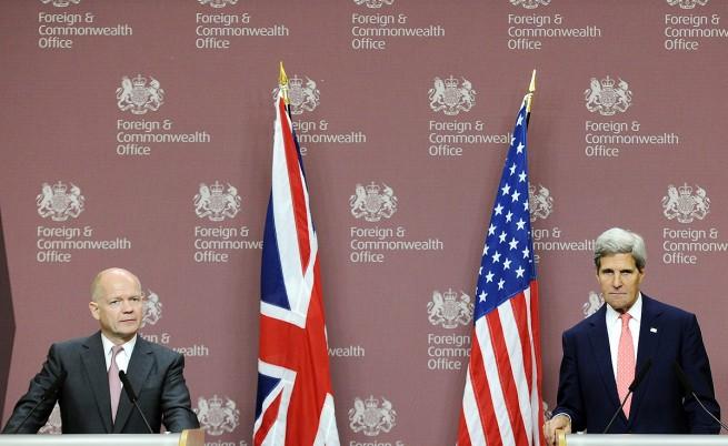Джон Кери: Има начин Сирия да избегне ударите