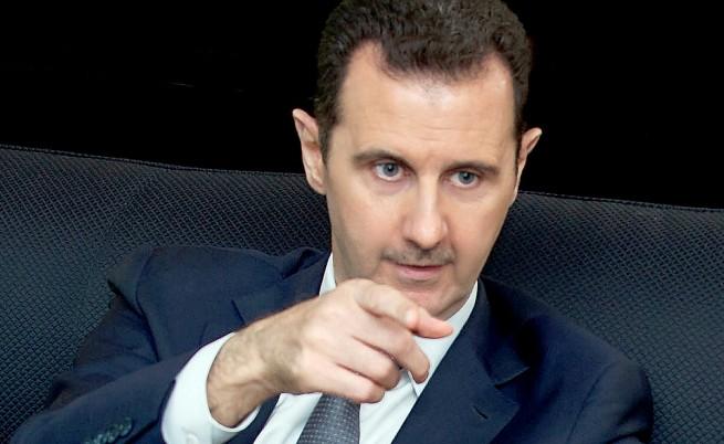 Башар Асад: Очаквайте всичко в случай на удари
