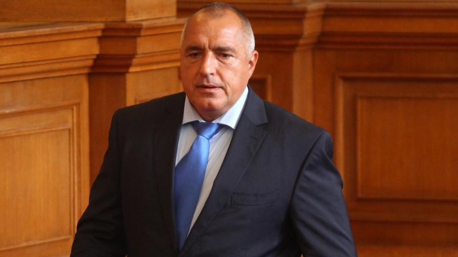 Борисов за мораториума: Премиерът да отива в Брюксел