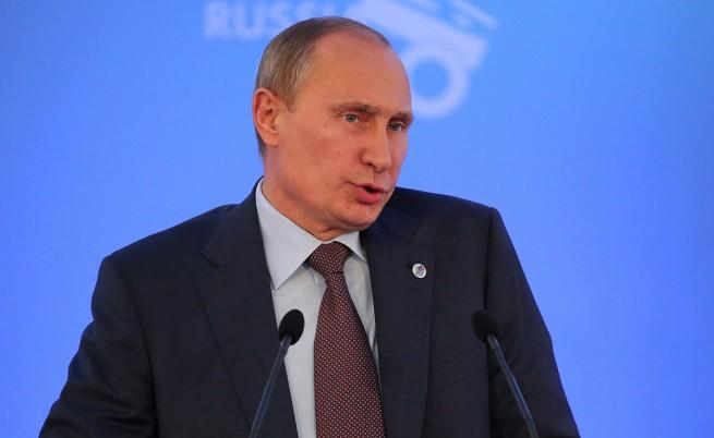 Путин: Удар в Сирия може да предизвика нова вълна от тероризъм