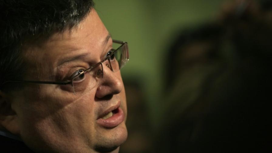 Сотир Цацаров: Следствието ще се събуди от кома