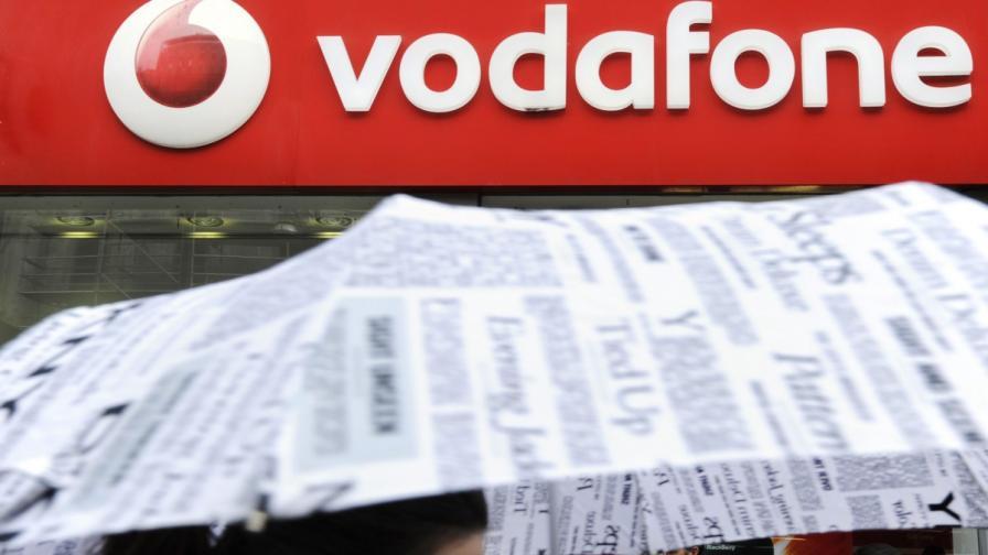 """Откраднаха лични данни на 2 млн. клиенти на """"Водафон"""" в Германия"""