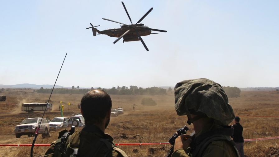Турция е свалила сирийски хеликоптер