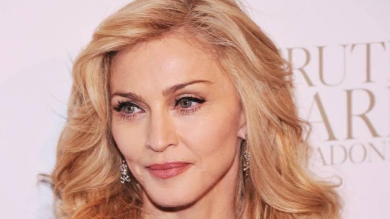 Мадона приходи световно турне