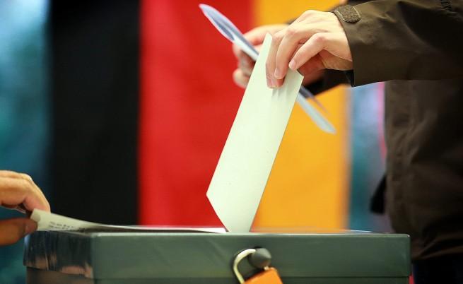 В Германия започнаха изборите за Бундестаг