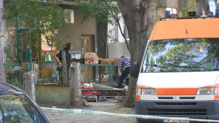 Има задържан за убийството в Бургас