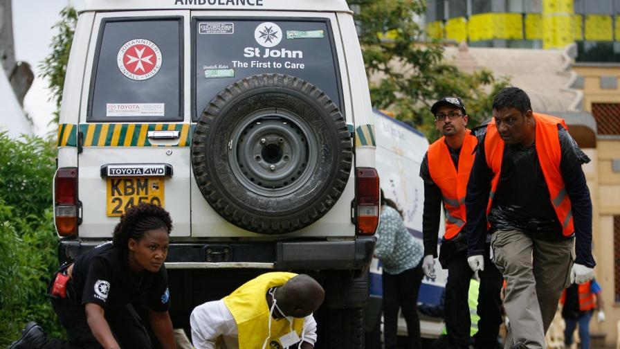 """""""Аш Шабаб"""" нападна университет в Кения"""