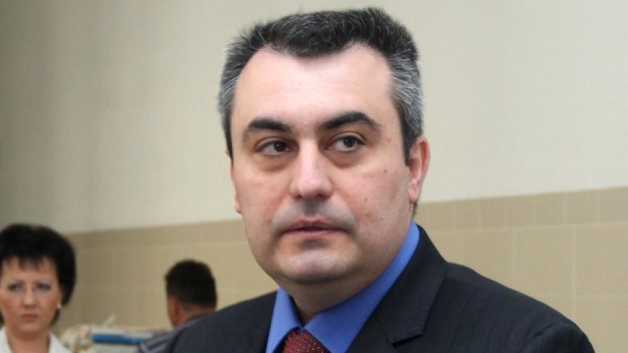 ВАС реши, че  Николай Кокинов  е уволнен законно