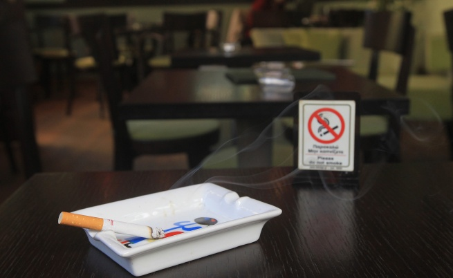 Реформаторският блок е против връщането на дима в заведенията